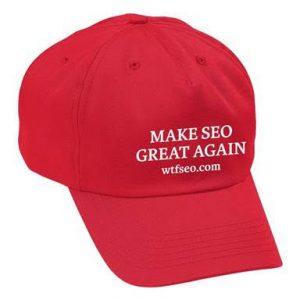 make SEO great again